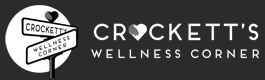Crocketts Wellness Corner - Stress & Pain Management - Logo, stationery and website design