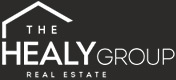 The Healy Group - Realitors - Logo and branding design including yard signs and postcard mailers