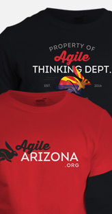 Agile Arizona Conference - T-Shirt Design